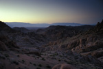 Daybreak in the Alabama Hills