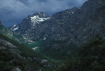 Lamoille Canyon in an Afternoon Storm
